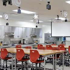 Education: ISU Culinary Kitchen