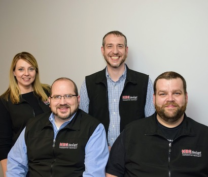 KECdesign Announces Promotions to the Executive Team